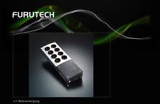 FURUTECH-ciabatta-tp-80e - 8 volte-FILTRO 4x + cavo di alimentazione