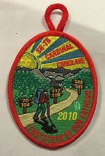 2010 SR 7B Conclave North Carolina Patch OA WWW Mint MH7