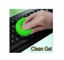 2 packs Magic High-Tech Cleaning Compound Super Clean Slimy Gel - Random Color