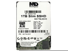 "New 1TB 16MB + 8NAND (7mm) 2.5"" SATA III SSHD Hybrid Drive for Laptop, MacBook"