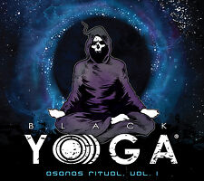 Asanas Ritual, Vol. 1 [Digipak] by BLACK YO)))GA/The Black Yo)))Ga Meditation...