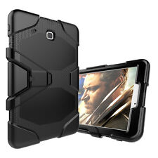 Hybrid Rubber Rugged Shockproof Case For Samsung Galaxy Tab 3 4 A E T350 T560