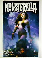 Monsterella 1   Kickstarter   Sun Khamunaki   Low Print Run   RARE   VHTF