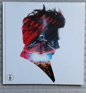 Michael Patrick Kelly ID LIVE BUCH mit CD, Blu-ray und DVD