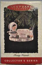 Hallmark - Frosty Friends Game of Polar Pool 17th in Series - Keepsake Ornament