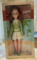 Wonderful vintage Uneeda Clover doll original box NRFP