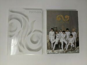 Infinite Season 2 (CD + Booklet + Photocard, 13 Tracks) KPop, Loen, S.M. Culture