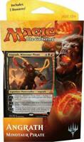 1x ANGRATH, MINOTAUR PIRATE Planeswalker Deck Rivals - MTG - Magic the Gathering