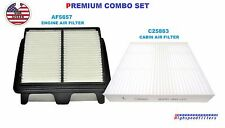 AF5657 C25863 COMBO Engine & Cabin Air Filter For 2007 2008 HONDA FIT