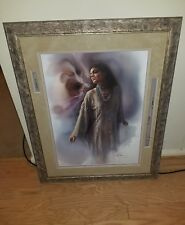 "Lee Bogle ""Inner Peace"" with Certificate of Authenticity"
