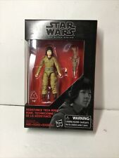 Star Wars Black Series Resistance Tech Rose (The Last Jedi) 3.75? Action Figure