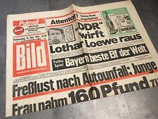 BILDzeitung 23.12.1976 Dezember Geschenk Geburtstag 43. 44. Oetker Entführung