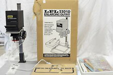 LPL Enlarging Outfit 3301D -Astron 50mm Lens with Accesories -Enlarger Kit