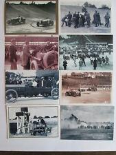 Brooklands postcard.Brooklands society  postcards