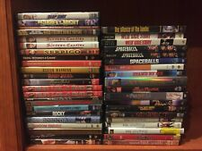 80's movies. *249 Pick and Choose * 80s 70s 60s dvd lot-Save on Shipping 1980's