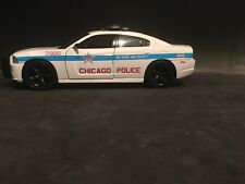 Chicago Police 1:24 Scale Dodge Charger