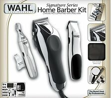 Pro Clipper Hair Trimmer Cut Clippers Professional Barber Home Kit Wahl