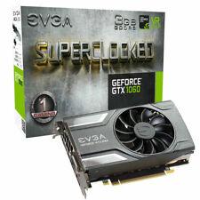EVGA GeForce GTX 1060 SC Super Clocked 3GB 03G-P4-6162-KR Graphics Card GPU