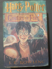 Harry Potter And The Goblet Of Fire [Book 4]