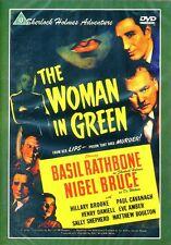 Sherlock Holmes - The Woman In Green (DVD)