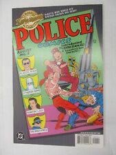 MILLENNIUM EDITION POLICE COMICS #1 NM NEAR MINT 9.4 DC COMICS 2000 PLASTIC MAN
