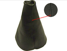 CITROEN C2 Modello 2003 - 2009 Cuffia Leva Cambio 100% Vera Pelle Colore Nero