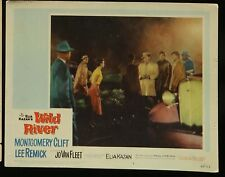"WILD RIVER Montgomery Clift ORIGINAL 1960 MOVIE LOBBY CARD POSTER 11"" x 14"""