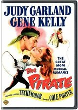 THE PIRATE (Gene Kelly)  slimline (english cover)  DVD  UK Compatible