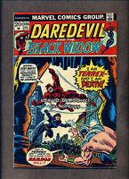 1973 Daredevil #106 VG/FN 1st Appearance Black Spectre 1st Print Black Widow