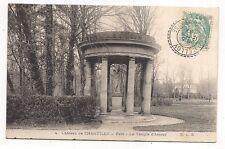 château de chantilly ,  parc , le temple d'amour