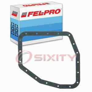 Fel-Pro Transmission Oil Pan Gasket for 1993-1997 Geo Prizm Automatic uz