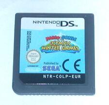 Spiel: MARIO & SONIC WINTERSPIELEN (Modul) für Nintendo DS + Lite + XL + 3DS 2DS
