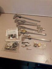 Caliper parts. MTI & Starret, old & new
