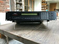 Yamaha TX16W Sampler with 6MB upgrade & manuals - brilliant condition