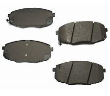 Front Disc Brake Pad OPparts Semi Met D 81397 OSM Fits Hyundai Elantra Kia Forte