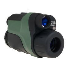Night Vision Goggles Monocular Security Surveillance Gen Hunting scope+Battery