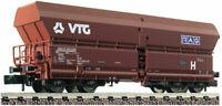 Fleischmann N 852303 Großraum-Selbstentladewagen der VTG RAG - NEU + OVP