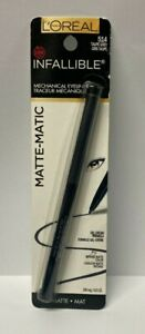 LOREAL Infallible Mechanical Eyeliner MATTE-MATIC 514 Taupe Grey *PLEASE READ*