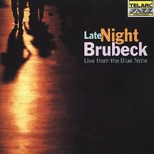 Dave Brubeck, Leonar - Late Night Brubeck (Live at the Blue Note) [New CD]