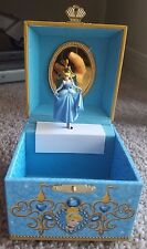 Brand New Disney Parks Cinderella Jewelry Music Box!