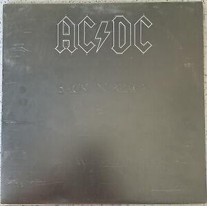 AC/DC - Back In Black Vinyl LP Canadian
