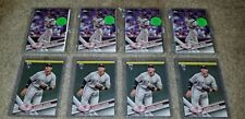 (4) 2017 TOPPS YANKEES TEAM SETS EXCLUSIVE AARON JUDGE RC NYY-16 JETER RARE! ROY