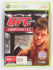 UFC 2009: Undisputed *NEW & SEALED* Xbox 360