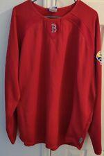 Boston Red Sox 2007 World Series Majestic Long Sleeve Therma Base Jersey Sweater