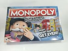 Monopoly For Sore Losers Limited Edition Collectors Edition FREE SHIPPING