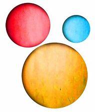 Sizzix Sized Circles #658566 Movers magnetic die set Retail 19.99 Tim Holtz!