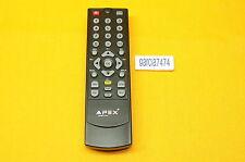 APEX Remote Control for Apex DT250,DT250A,DT502A,DT502 Digital TV Converter Box