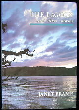 Janet Frame The Lagoon and Other Stories 40th Anniversary 1990 Edition NZ Author