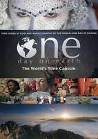 One Day on Earth (New DVD, 2012) The World's Time Capsule. Usually ships 12hrs