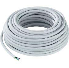 0,69€/m 50m NYM-J 3x1,5mm² Stromkabel Mantelleitung Kabel Leitung Elektroleitung